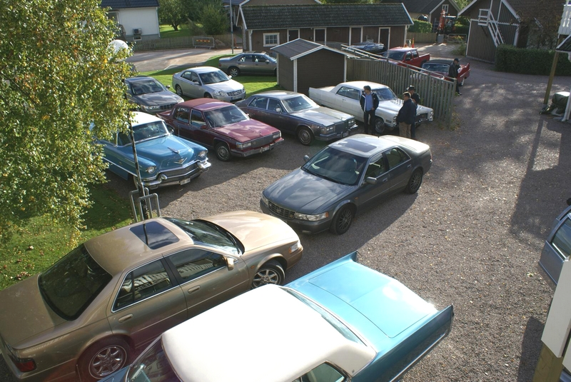 Club Parking