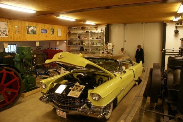 Visit at a collectors (CCS member) farm