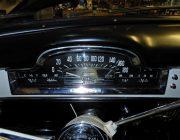 Updated speedometre installed in car